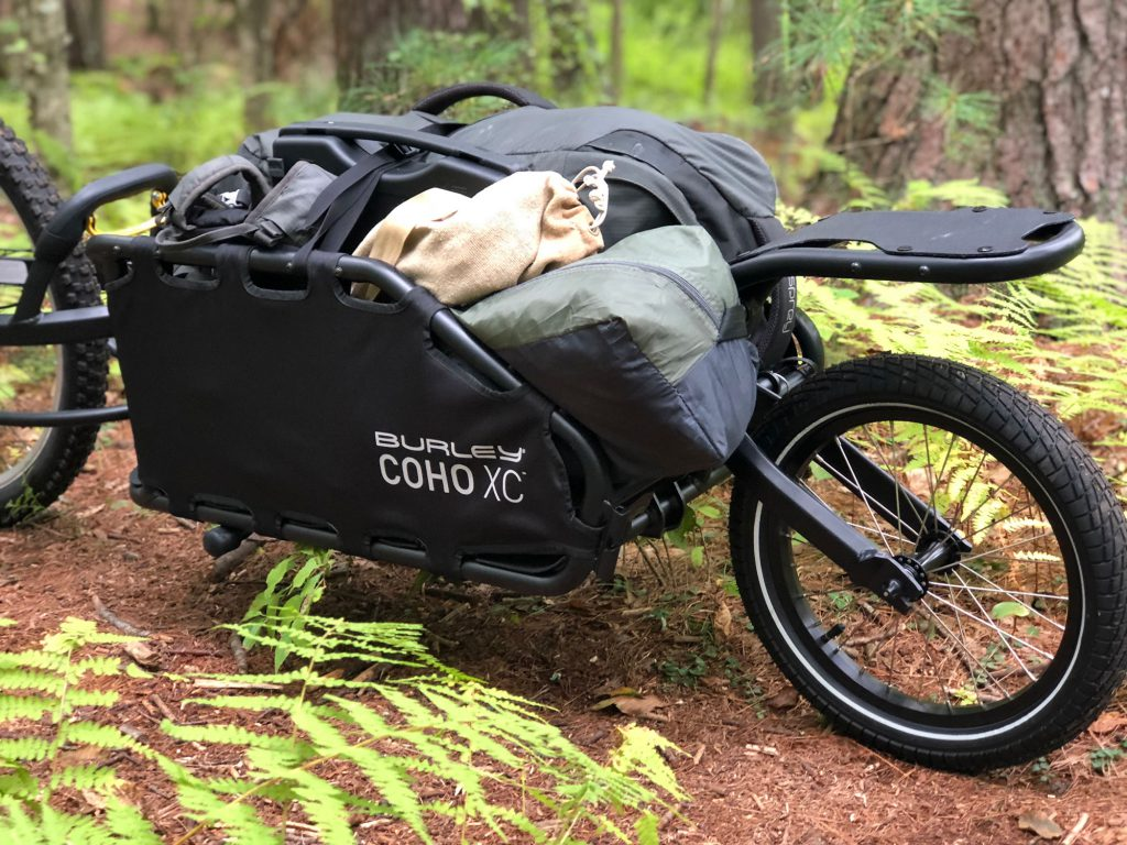 Burley-Coho-XC-bike-cargo-trailer-review-dirtbagdreams.com
