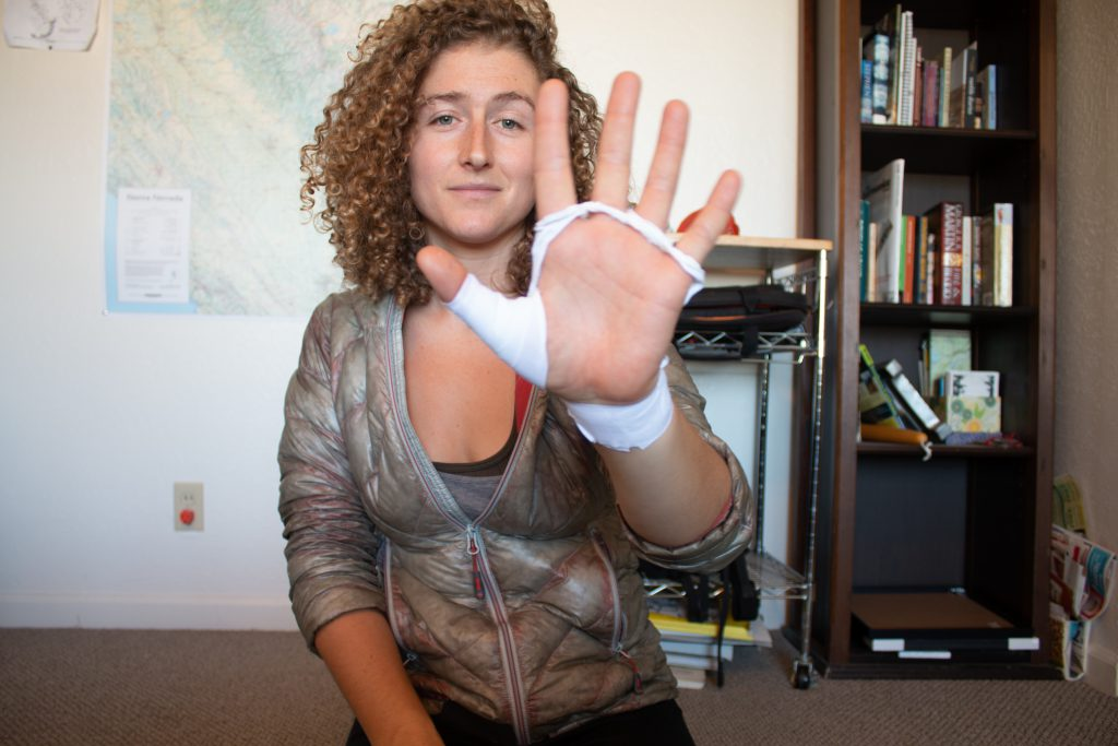 Offwidth Tape Gloves - Step 3