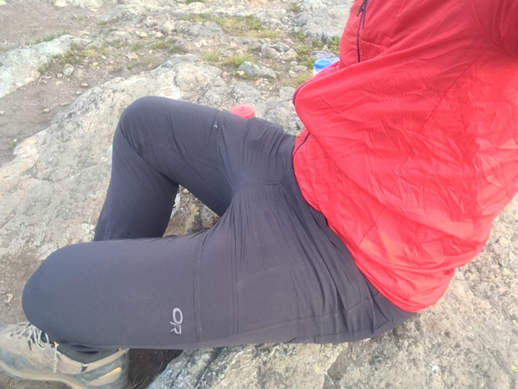 These pants are supposed to do it all from climbing multi-pitch routes in Red Rock Canyon, to the heights of the Cascade volcanoes, a versatile pant that looks good enough to accompany you to the restaurant for your celebratory drinks after your successful climb.