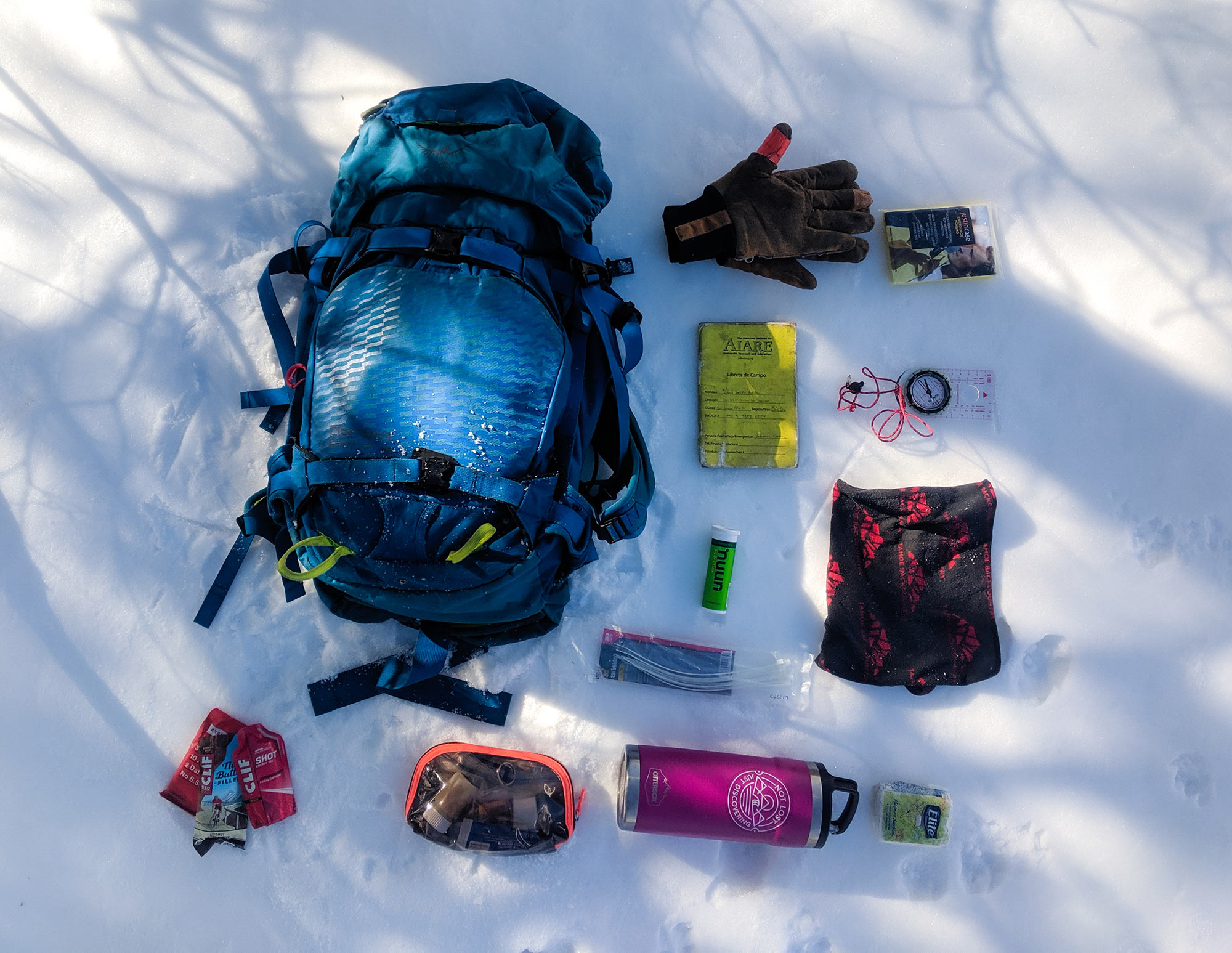 Backpack and Touring Gear SMALL