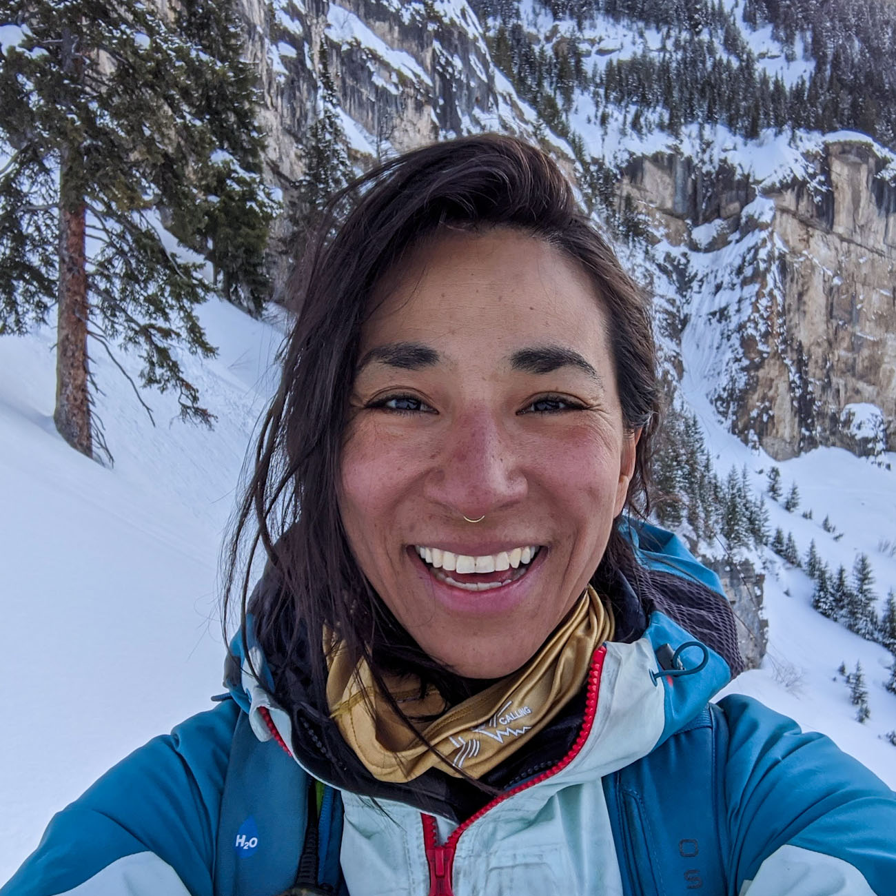 Dani Reyes-Acosta Idaho
