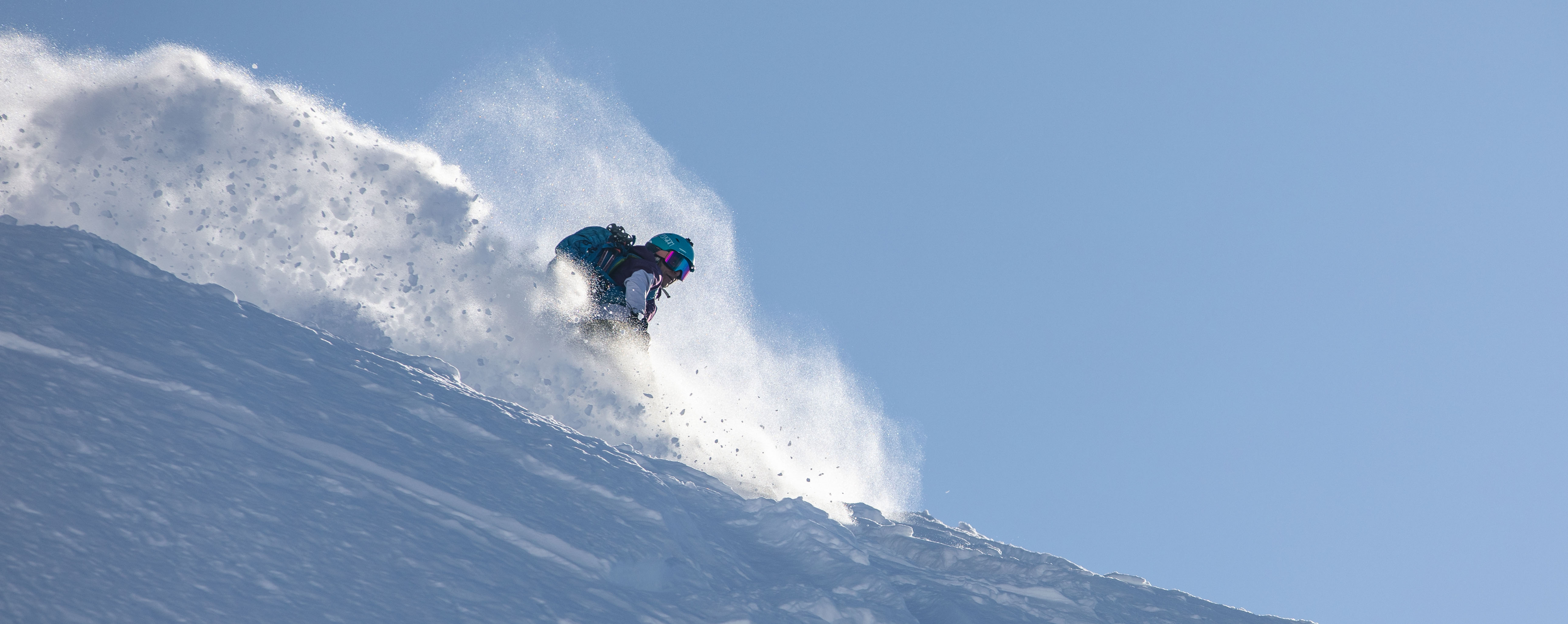 Dani Reyes-Acosta Pow Cloud - Photo Joey Schusler